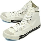 Rhythm Footwear RFW リズム フットウェア スニーカー サンドウィッチ ハイ スタンダード WHITE R-1432021 FW14/bp