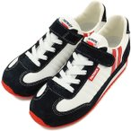 【ジュニアサイズ】パトリック スニーカー インファント 靴 マラソン・ベルクロ PATRICK W/N EN7700-J SS16