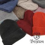 【メール便可】ブリクストン ヘイスト ビーニー BRIXTON メンズ レディース ニットキャップ 帽子  FW16