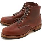ウルヴァリン 1000マイル ブーツ エヴァンス WOLVERINE ウルバリン メンズ ワークブーツ Dワイズ Dk Brown Leather  W40196 FW16