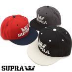 スープラ アバーブ スナップバック SUPRA メンズ キャップ 帽子 C3501 FW16
