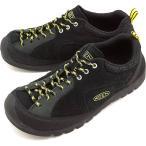 キーン メンズ ジャスパー ロックス KEEN コンフォートスニーカー MEN Black/Neon Yellow  1015665 FW16