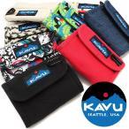 メール便可 KAVU カブー 財布 Wally Wallet ウォーリー ウォレット 二つ折り セカンドウォレット  11863203 SS17