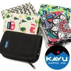 メール便可 KAVU カブー 財布 Zippy Wallet ジッピー ウォレット 二つ折り セカンドウォレット  11863961 SS17
