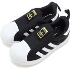 adidas Originals アディダス オリジナルス SS 360 I キッズ ベビー スーパースター Cブラック/Rホワイト/Rホワイト  S82711 SS17