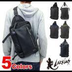 ラーキンス LARKINS ボディバッグ PANEL BODY BAG LTPM-06  LTPM-06 FW15
