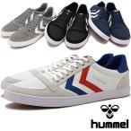 hummel ヒュンメル スニーカー 靴 メンズ レディース スリーマー スタディール キャンバス ロー  HM63112K