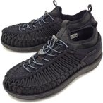 KEEN キーン スニーカー 靴 サンダル 靴 メンズ MENS UNEEK HT ユニーク エイチティー Black/Black 1018025 FW17