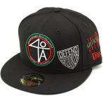 NEWERA ニューエラ キャップ New Era 59FIFTY 40Acres 40エーカー ベースボールキャップ 帽子 ブラック/Rレッド  11476771 FW17