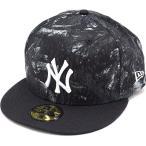 NEWERA ニューエラ キャップ New Era DNT 59FIFTY NY ダークナイトツリー ニューヨーク・ヤンキース ベースボールキャップ 帽子  11502537 FW17