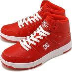 ショッピングDC DC SHOES ディーシーシューズ メンズ・レディース MANTECA HI LITE マンテカ ハイ ライト スニーカー RED レッド  DM181601 SS18