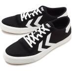 hummel ヒュンメル メンズ・レディース スニーカー 靴 STADIL RMX LOW スタディール RMX ロー BLACK ブラック  HM64397-2001 SS18
