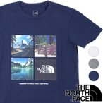 ショッピングノースフェイス メール便可 THE NORTH FACE ザ・ノースフェイス メンズ Tシャツ S/S Photo Logo Tee 半袖 ショートスリーブ フォトロゴ ティー NT31851 SS18