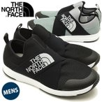 THE NORTH FACE ザ・ノースフェイス メンズ・レディース スニーカー 靴 トラバース ロー3 スリッポン  NF51847 SS18