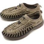 KEEN キーン ユニーク スニーカー 靴 サンダル 靴 メンズ M UNEEK O2 ユニーク オーツー BRINDLE/B.CORD 1018710 SS18