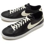 ショッピングNIKE NIKE ナイキ メンズ スニーカー 靴 BLAZER LOW LTHR ブレーザー ロー レザー ブラック/セイル/セイル/Gブラウン  AJ9515-001 SU18