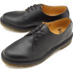 Dr.Martens ドクターマーチン ブーツ 1461 PW プレーンウェルト 3EYE SHOE 3ホールシューズ BLACK ブラック メンズ・レディース  10078001 SS18