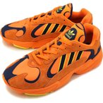adidas Originals アディダス オリジナルス YUNG〜1 ヤング ワン メンズ スニーカー 靴 Hオレンジ S18/Hオレンジ S18/Sイエロー F18  B37613 FW18