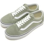 ショッピングVans VANS ヴァンズ OLD SKOOL オールドスクール バンズ スニーカー 靴 DESERT SAGE/TRUE WHITE  VN0A38G1U62 FW18