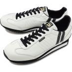 返品送料無料 限定復刻モデル パトリック PATRICK マラソン・レザー MARATHON-L メンズ レディース スニーカー 日本製 靴 W B ホワイト系 98900