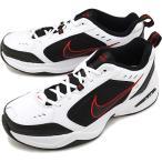 ショッピングNIKE NIKE エア モナーク4 AIR MONARCH IV スニーカー メンズ 靴 ホワイト/ブラック  415445-101 HO18