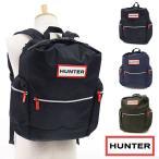 ハンター HUNTER オリジナル トップクリップ バックパック ナイロン リュックサック メンズ レディース バッグ かばん ブラック  UBB6017ACD-BLK FW18