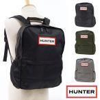 ハンター HUNTER オリジナル ナイロン バックパック SMALL リュックサック メンズ レディース バッグ ブラック  UBB5028KBM-BLK FW18