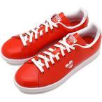アディダス オリジナルス adidas Originals スタンスミス ウィメンズ ハート STAN SMITH W スニーカー レディース 靴 アクティブレッドS19 G28136 SS19