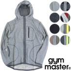 ジムマスター GYM MASTER メンズ スウェットジップパーカー 飛び裏毛  G602301 FW18