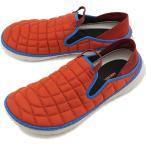 メレル MERRELL メンズ ハット モック M HUT MOC キャンプモック アウトドア ライフスタイルシューズ スニーカー 靴 BOSSANOVA レッド系 J17179 FW19