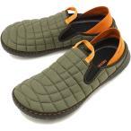 メレル MERRELL メンズ ハット モック M HUT MOC キャンプモック アウトドア ライフスタイルシューズ スニーカー 靴 OLIVE カーキ系 J17125 FW19