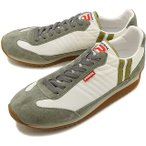 返品送料無料 パトリック PATRICK スニーカー マラソン MARATHON 942000 メンズ・レディース 日本製 靴 ARCRY ホワイト系