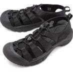 KEEN キーン サンダル ニューポート エイチツー M NEWPORT H2 1022258 SS20 メンズ アウトドア ウォーターシューズ 靴 Triple Black ブラック系