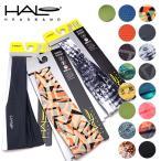 ヘイロ HALO 目に汗が入らないヘッドバンド HALO バンディット JP H0018 フリーサイズ 日本人サイズ 吸汗 速乾 ランニング サイクリング スポーツ ワークアウト