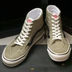 バンズ VANS アナハイムファクトリー スケートハイ ANAHEIM FACTORY SK8-HI 38 DX VN0A38GF22V FW20 ハイカットシューズ 靴 OG LICHEN OG BLACK カーキ系