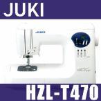 JUKIミシン ジューキ HZL-T470+フットコントローラー付き コンピューターミシン本体