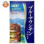 UCC 珈琲探究 ブルーマウンテンブレンド(粉) 200g袋×24(6×4)袋入