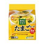 東洋水産 マルちゃん 素材のチカラ たまごスープ (6.4g×5食)×6袋入