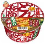 日清食品 日清のどん兵衛 天ぷらそばミニ [西] 46g×24(12×2)個入