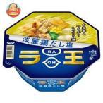 日清食品 日清 ラ王 淡麗鶏だし塩 105g×12個入