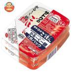 サトウ食品 サトウのごはん 新潟県産コシヒカリ かる〜く一膳 3食パック (130g×3食)×12個入