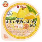 ハウス食品 やさしくラクケア まるで果物のようなゼリー マンゴー 60g×48個入