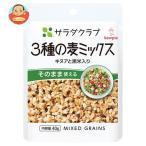 キューピー 3種の麦ミックス(キヌアと黒米入り) 40g×10袋入