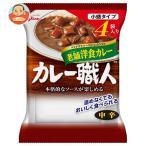 江崎グリコ カレー職人 小盛サイズ4食パック 老舗洋食カレー中辛 (150g×4)×10袋入