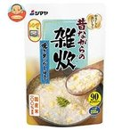 シマヤ 昔ながらの雑炊 焼きあごだし仕立て レトルト 230g×10袋入