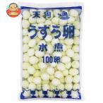 天狗缶詰 うずら卵 水煮 国産 100個×4袋入