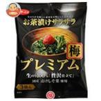 Yahoo!味園サポートヤフー店白子のり お茶漬けサラサラプレミアム 梅 16.8g(5.6g×3袋)×40(10×4)袋入