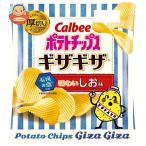 ポテトチップス ギザギザ 味わいしお味 12袋