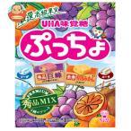 UHA味覚糖 ぷっちょ袋 4種アソート 93g×6袋入