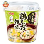 丸美屋 スープdeごはん 鶏しお雑炊 70.3g×6個入